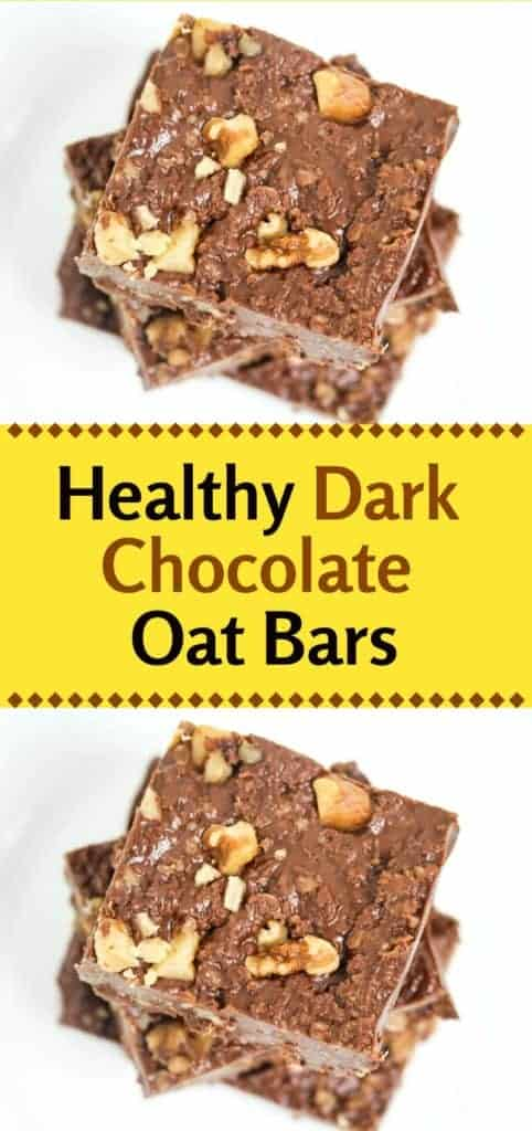 Healthy-DarkChocolate-Oat-Bars