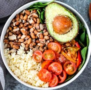 low-carb-buddha-bowl