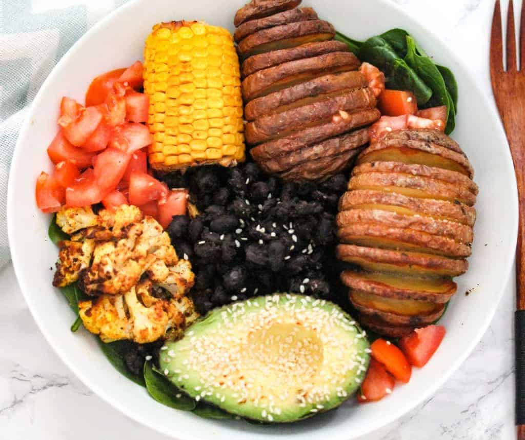 the-ultimate-vegetarian-power-bowl