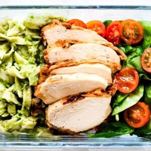 chicken-avocado-pasta-prep