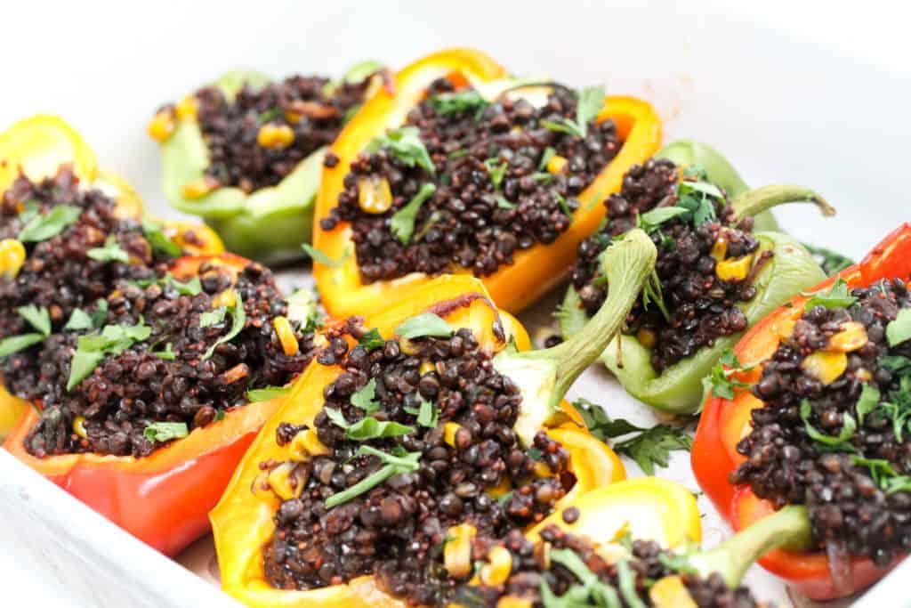 vegan-stuffed-peppers-with-beluga-lentils
