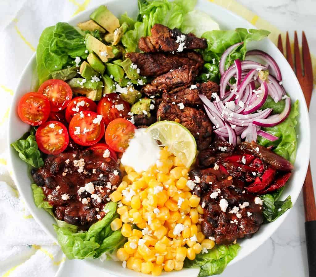 chilli-lime-steak-salad-bowl