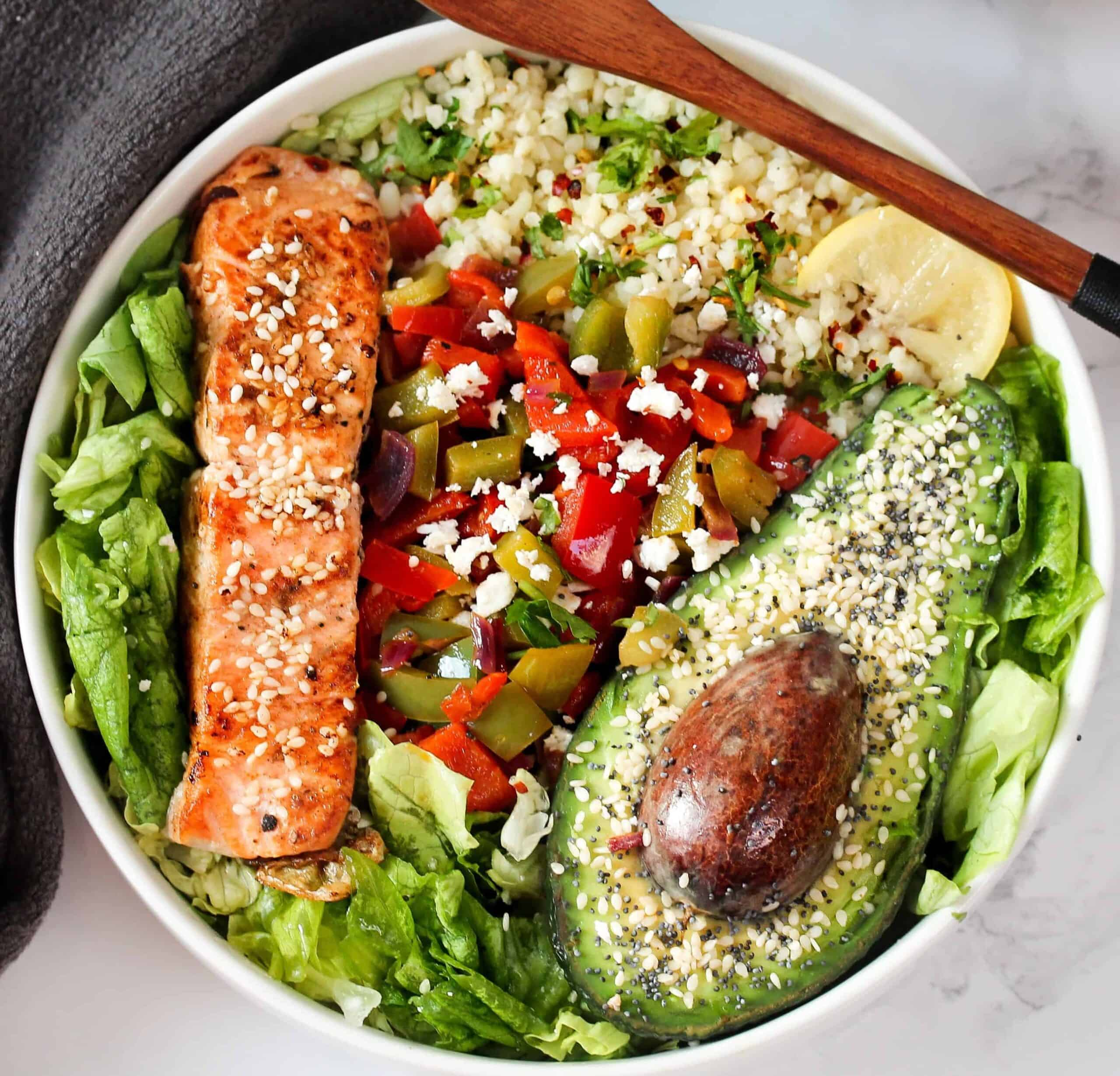 pan-fried-salmon-with-bulgur-wheat