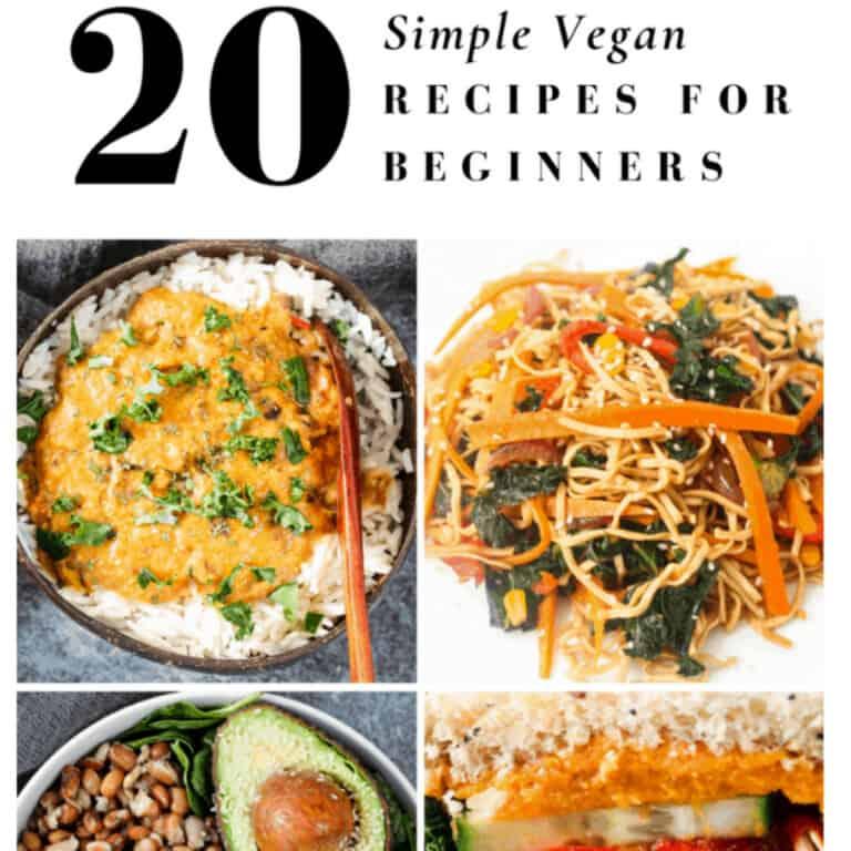 simple-vegan-recipes-for-beginners