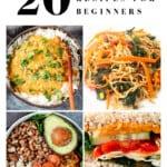 20 Simple Vegan Recipes For Beginners