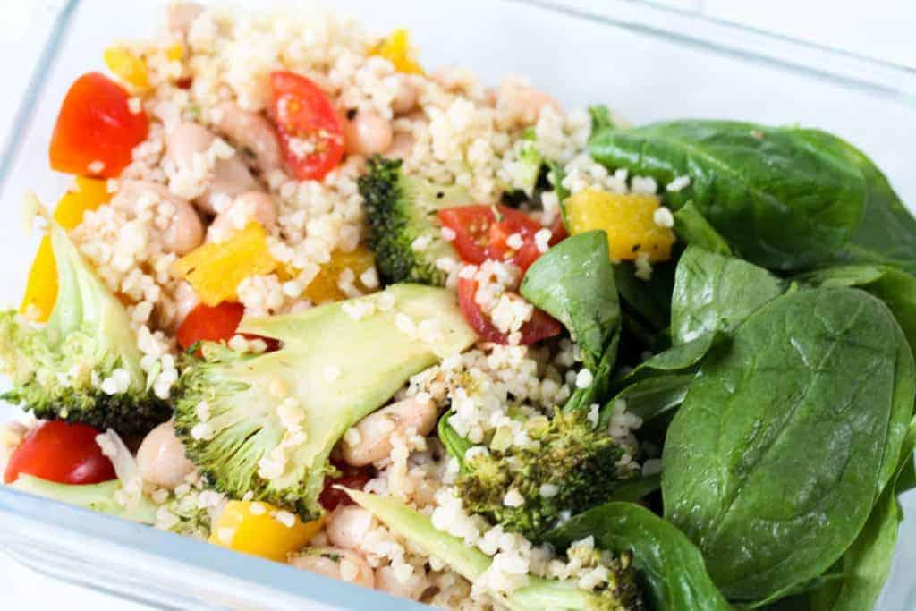 vegan-meal-prep-idea