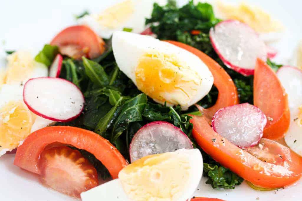 crunchy-kale-and-egg-salad