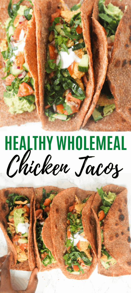 healthy-wholemeal-chicken-tacos