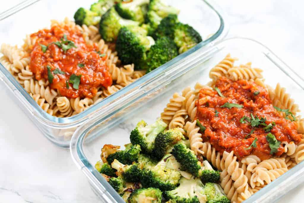 minced-beef-sauce-and-pasta-meal-prep 02