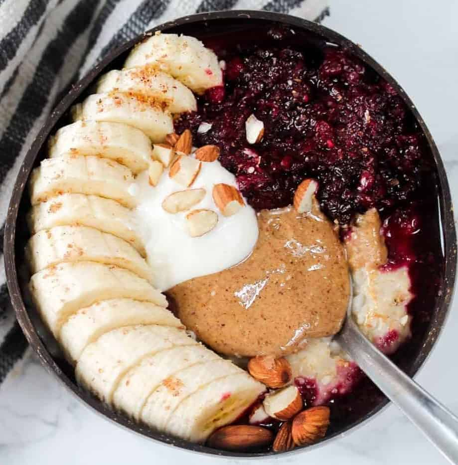 mixed-berries-oats