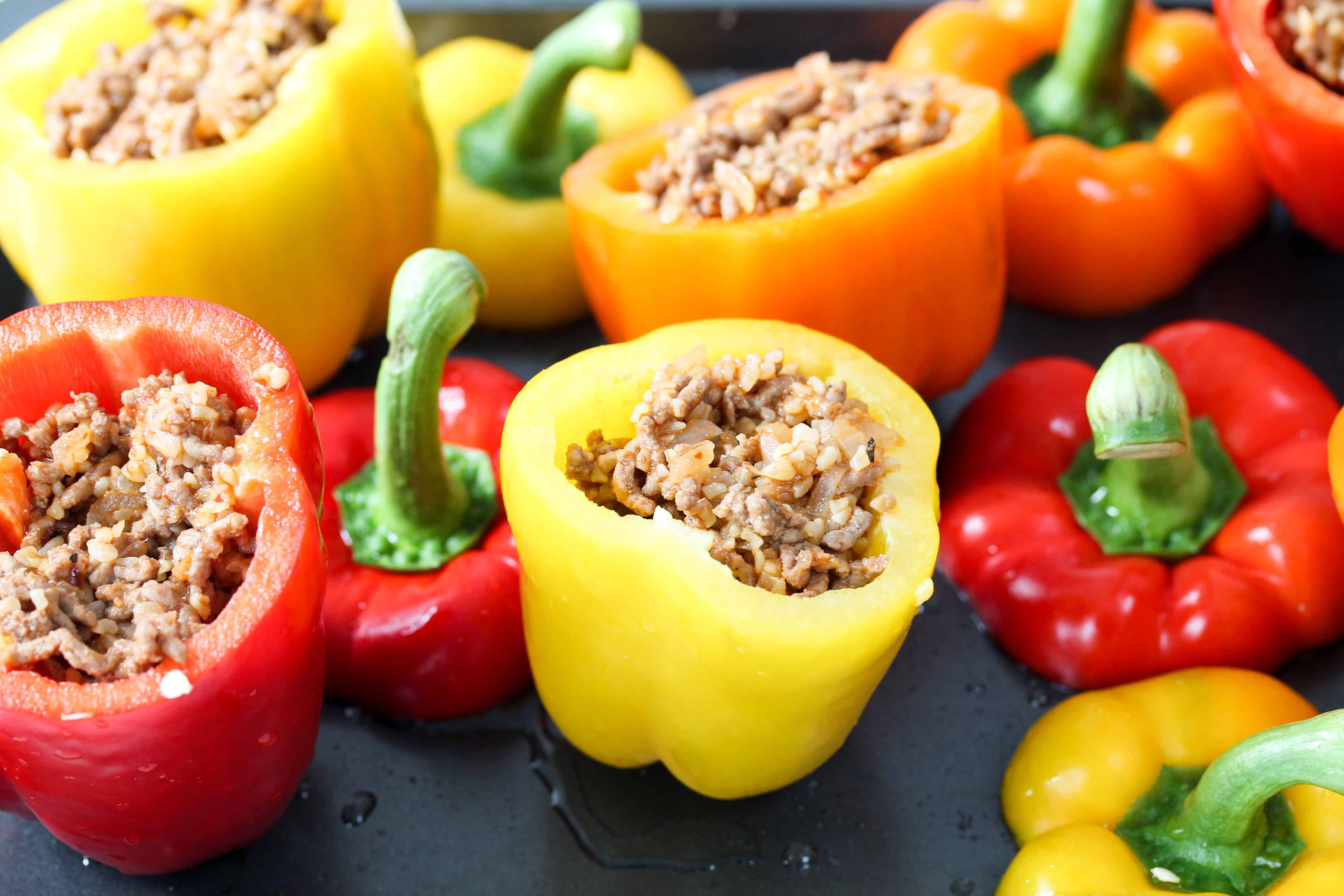 peppers-stuffed-with-mince-and-bulgur-wheat