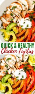 healthy-chicken-fajitas