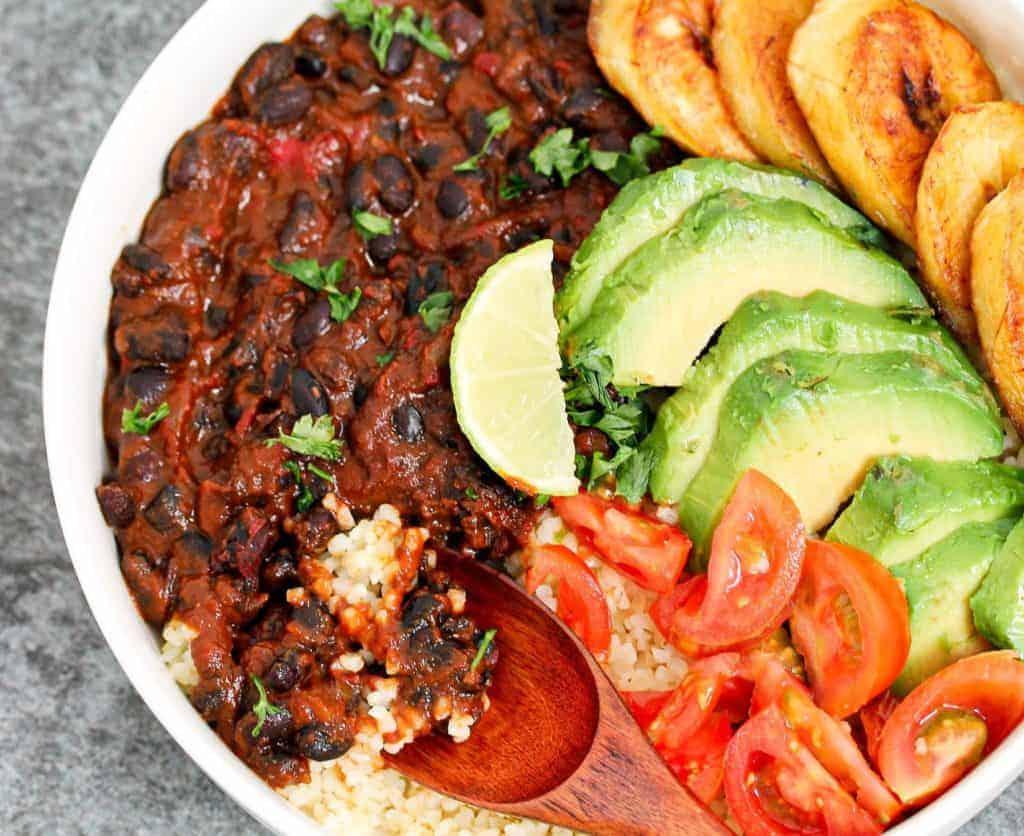 Black-bean-chilli-bowl