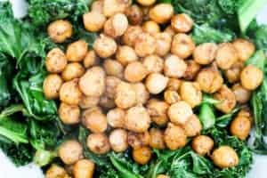 pan-fried-chickpeas