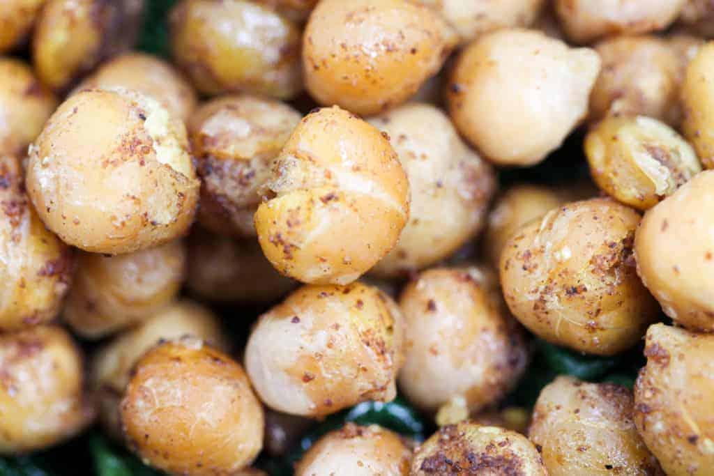 easy-pan-fried-chickpeas
