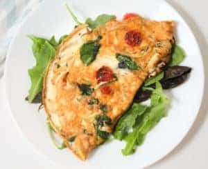easy-tomato-omelette-recipe