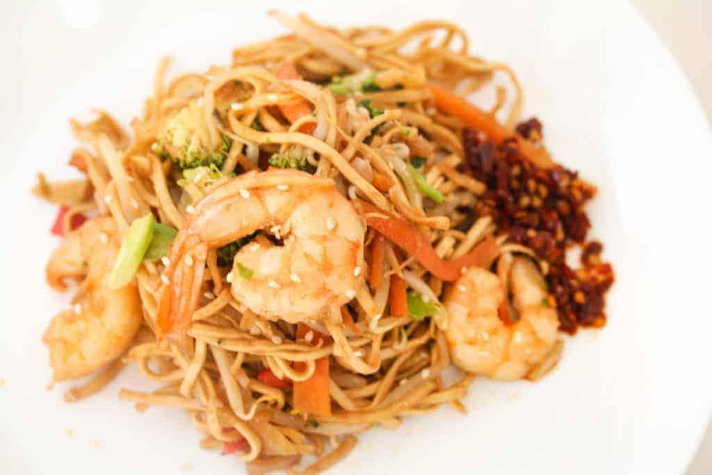honey-shrimp-stir-fry