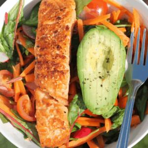 salmon-and-avocado-salad