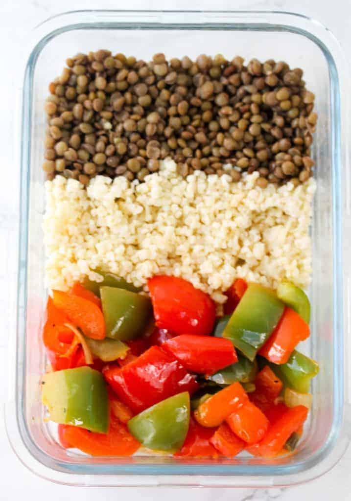 lentil-and-pepper-meal-prep