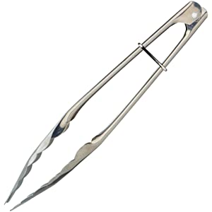 KitchenCraft-steel-Food-Tongs