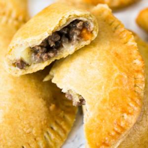 meat pie and dough recipe