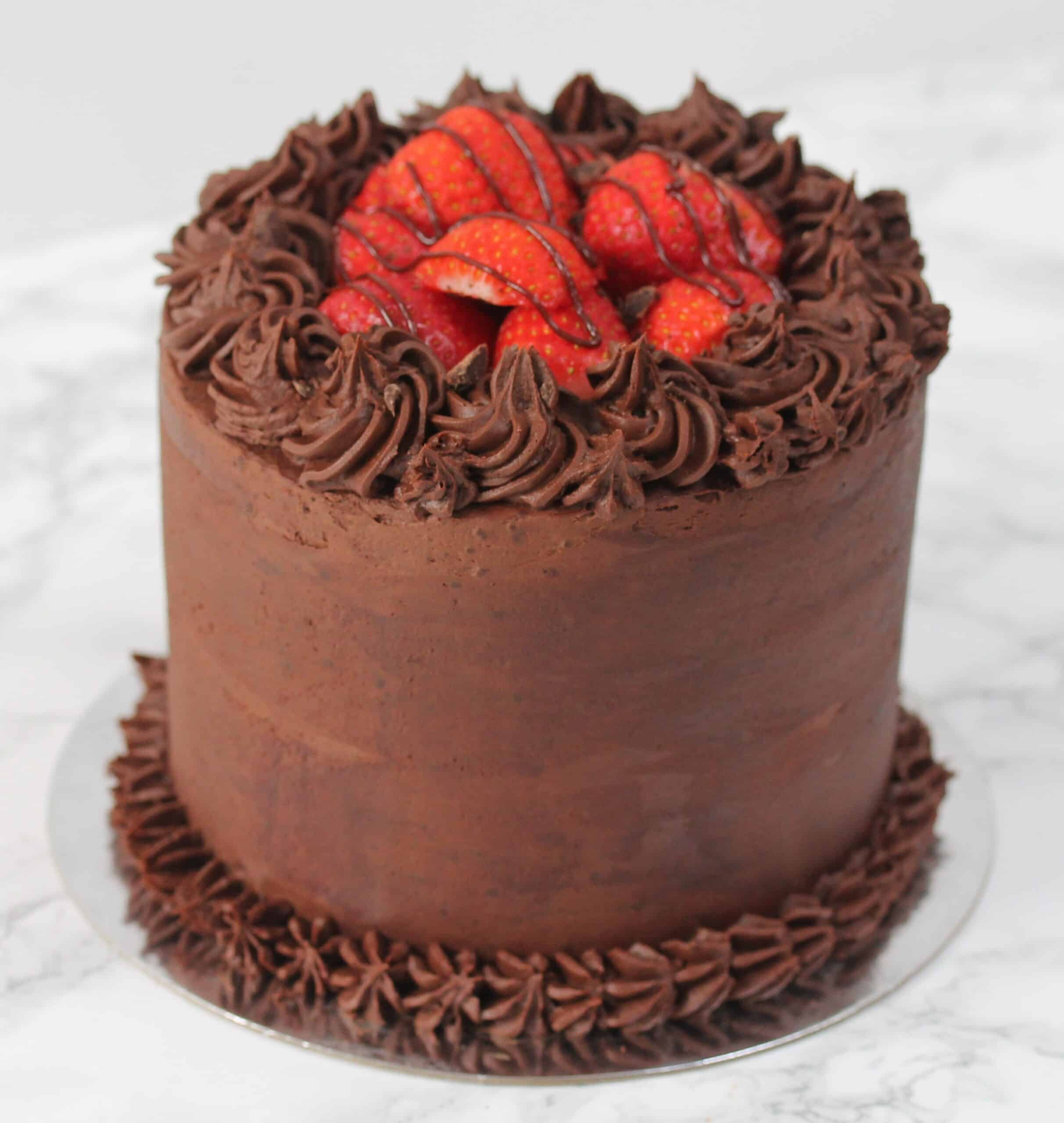 Chocolate Ganache Filling (3)