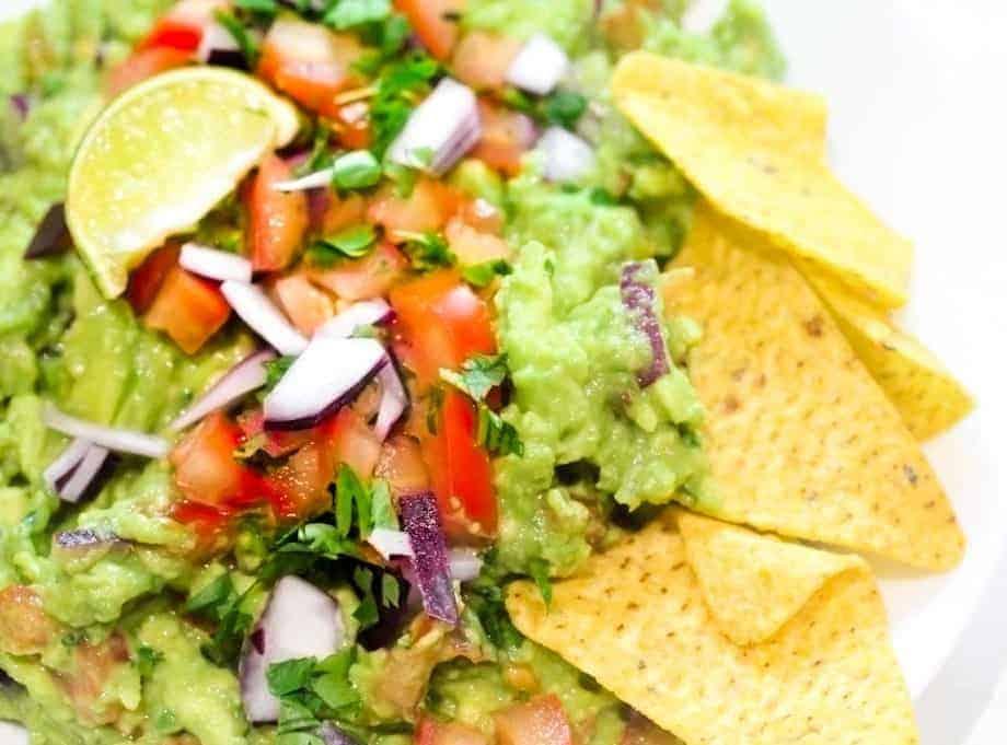 guacamole-tortilla
