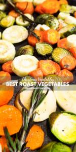 best roast vegetables