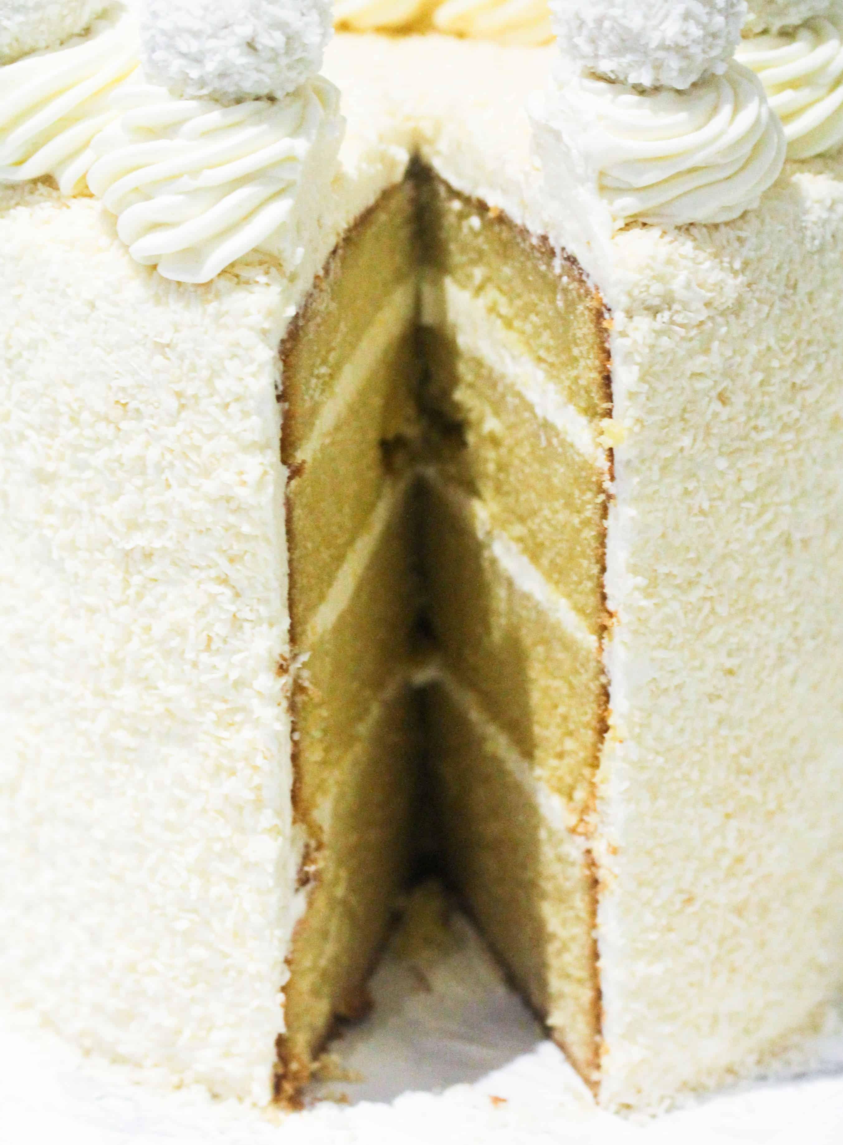 raffaello-cake 3
