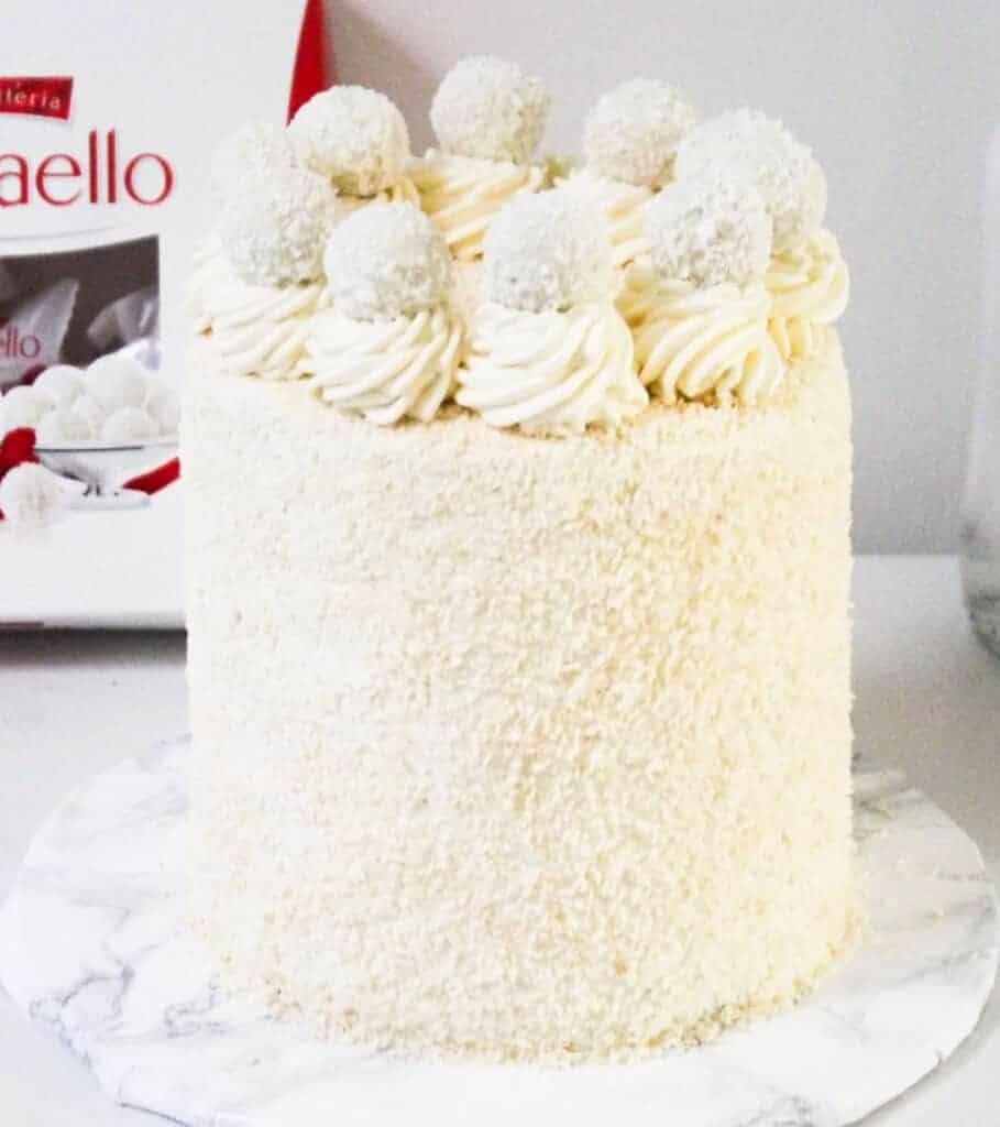 raffaello-rum-cake