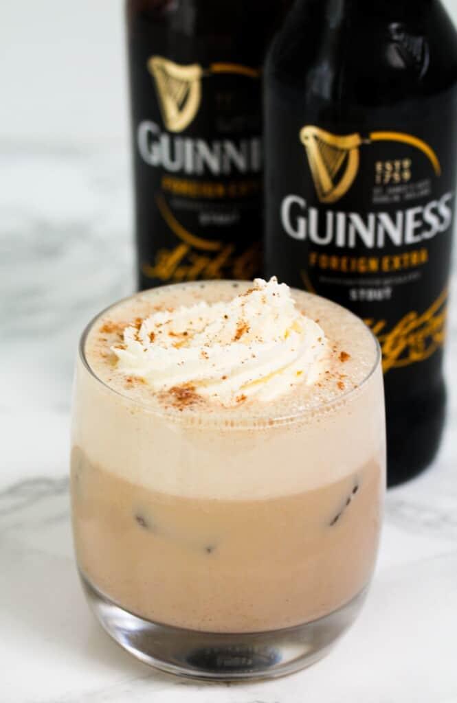 Guinness-punch