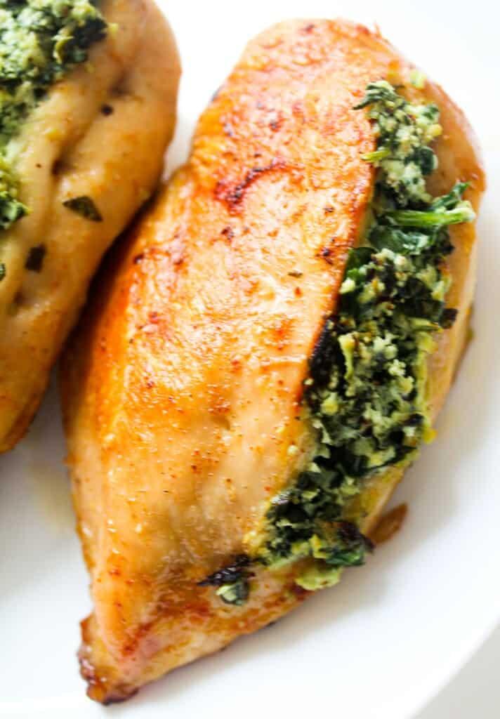 chicken-fillet-stuffed-ricotta-spinach