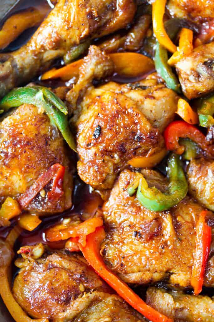 chicken-pepper-pan