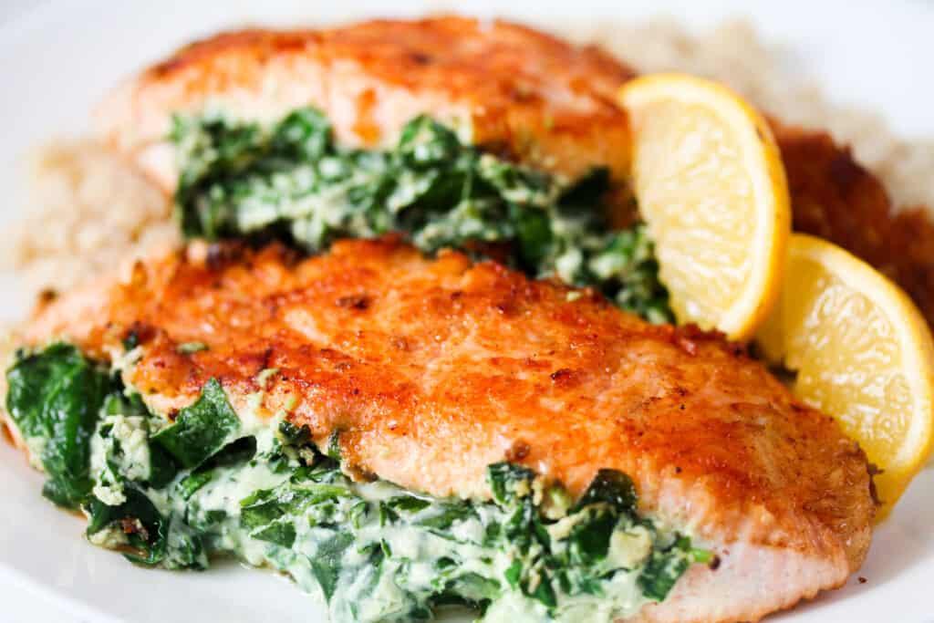 close-up-salmon-stuffed-lemon