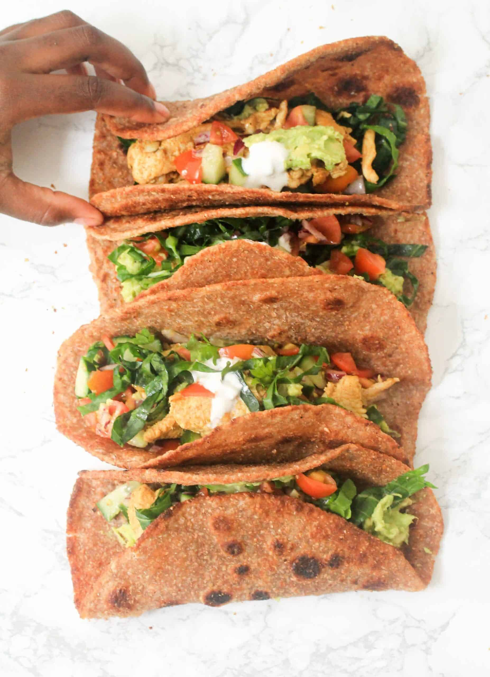 wholemeal-chicken-tacos