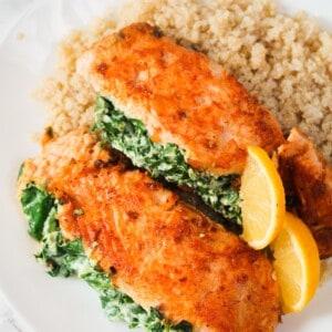 salmon-stuffed-plate